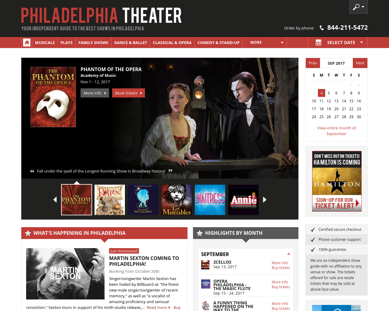 PHILADELPHIA-THEATER-Advertising-Reviews-Pricing