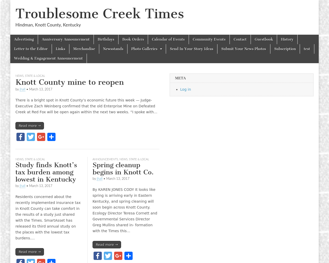 Troublesome-Creek-Times-Advertising-Reviews-Pricing