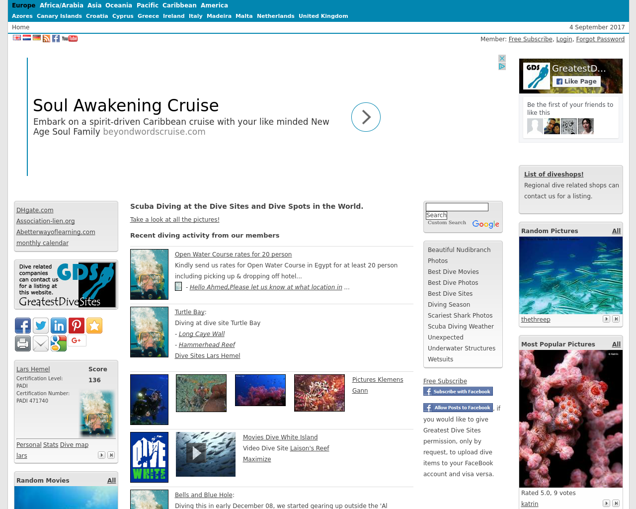 Greatest-Dive-Sites-Advertising-Reviews-Pricing
