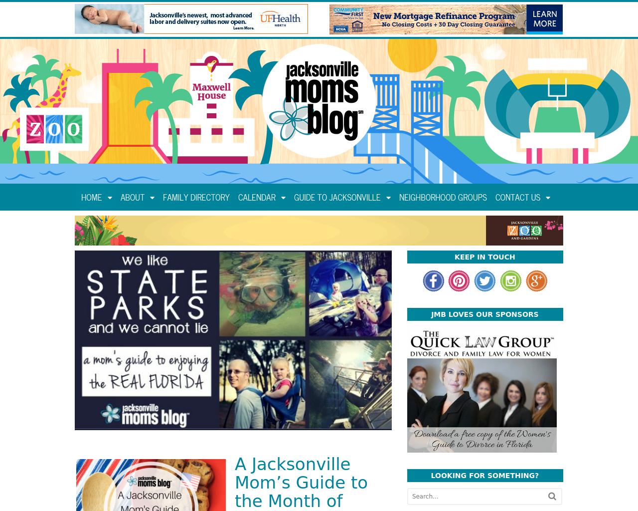 Jacksonville-Moms-Blog-Advertising-Reviews-Pricing