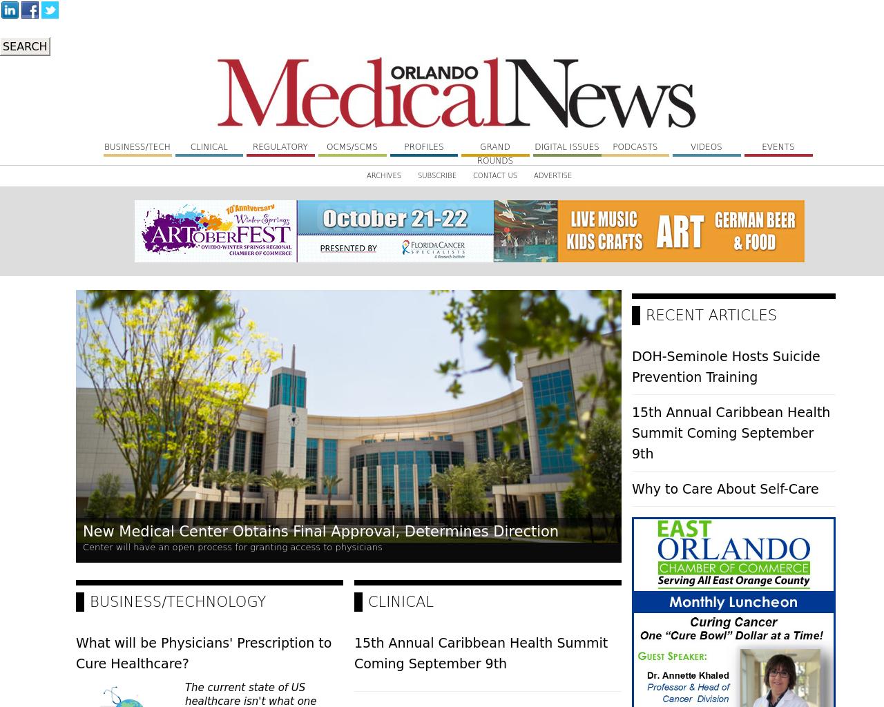 Orlando-Medical-News-Advertising-Reviews-Pricing