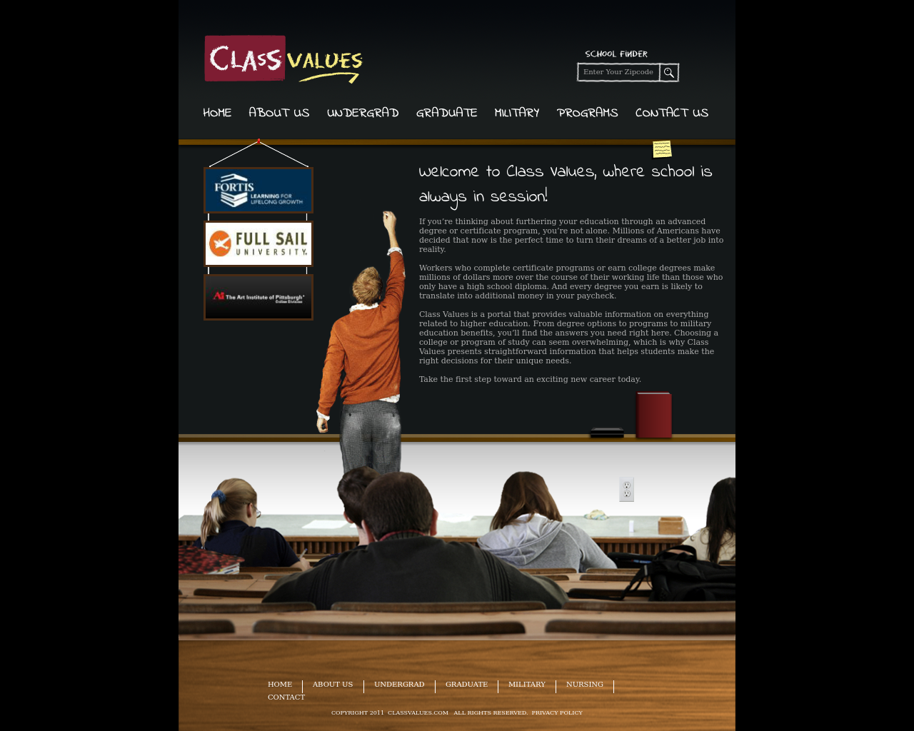 Class-Values-Advertising-Reviews-Pricing