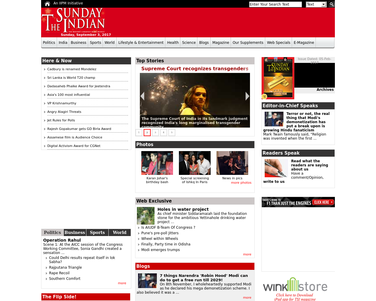 The-Sunday-Indian-Advertising-Reviews-Pricing