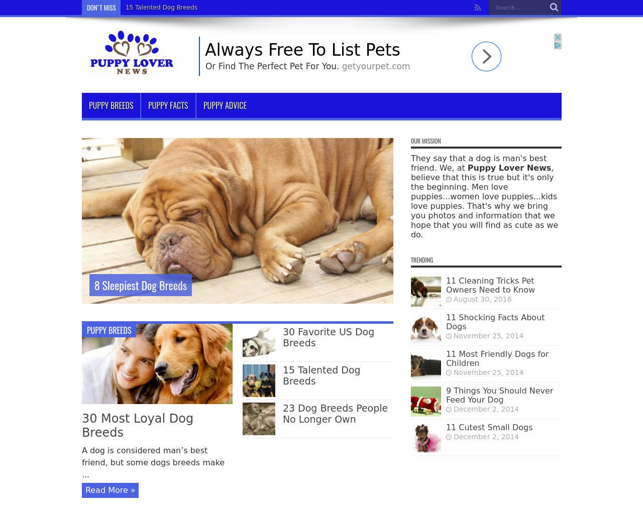 PuppyLoverNews.com-Advertising-Reviews-Pricing