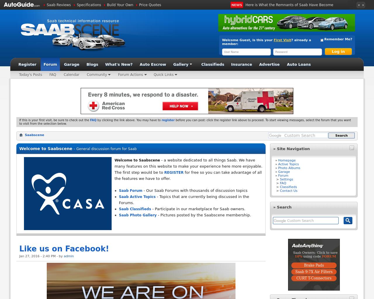 Saabscene-Advertising-Reviews-Pricing
