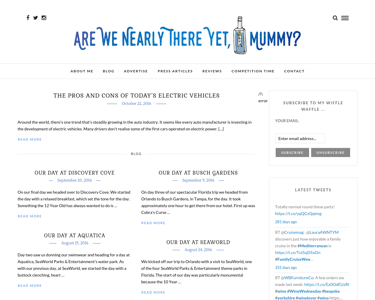 Are-We-Nearly-There-Yet,-Mummy?-Advertising-Reviews-Pricing