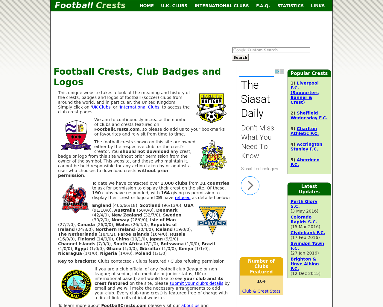 FootballCrests.com-Advertising-Reviews-Pricing