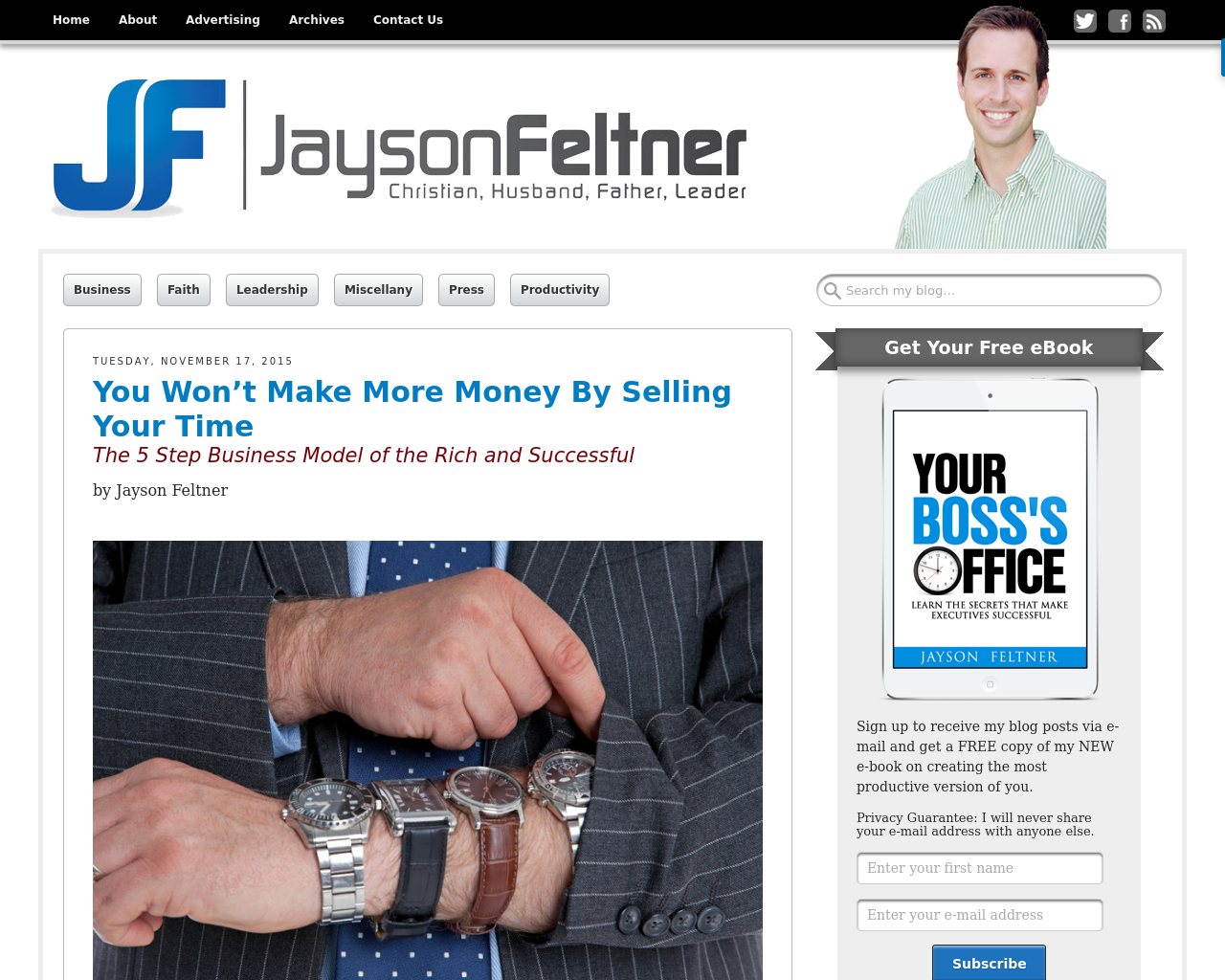 JaysonFeltner-Advertising-Reviews-Pricing