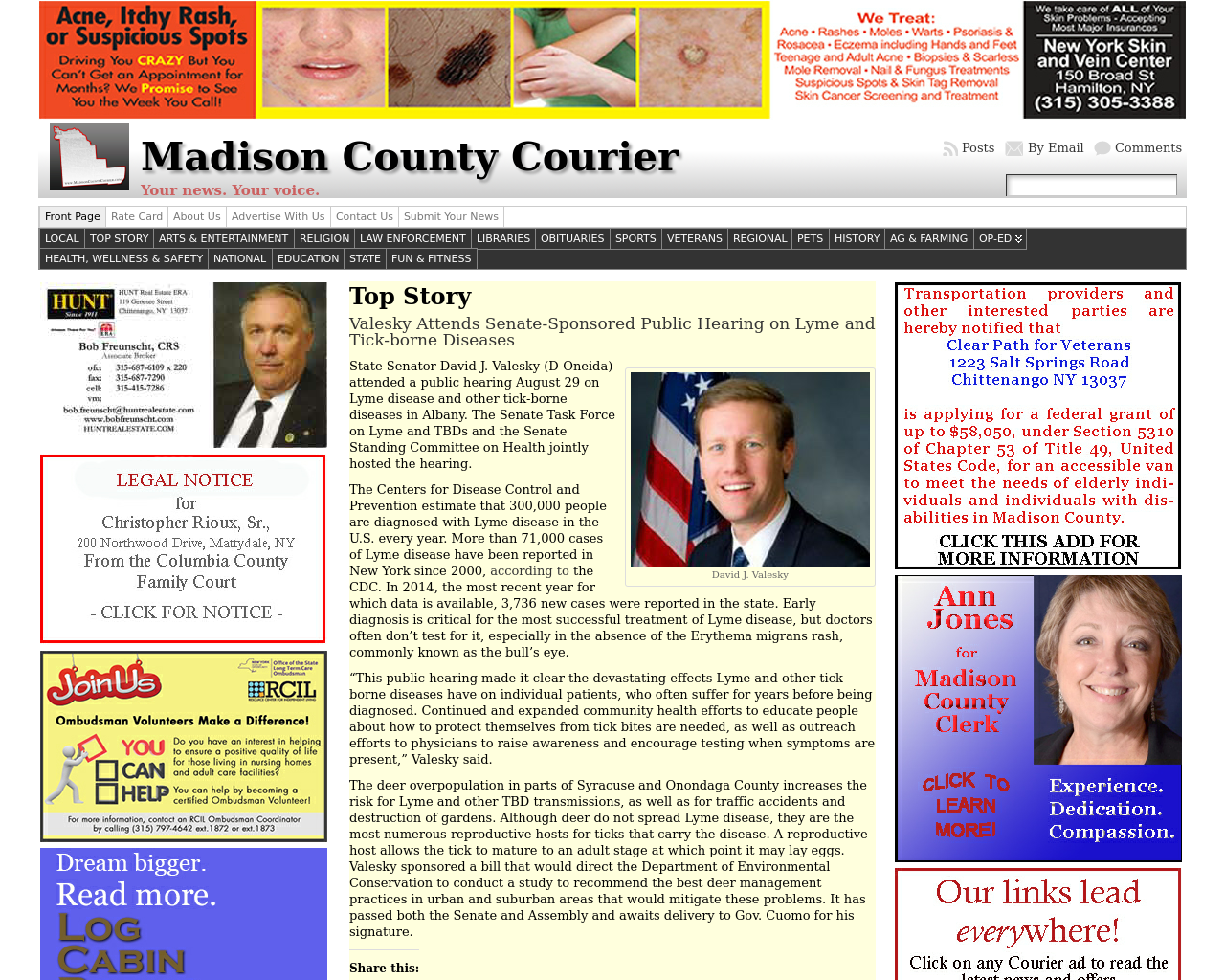 Madison-County-Courier-Advertising-Reviews-Pricing