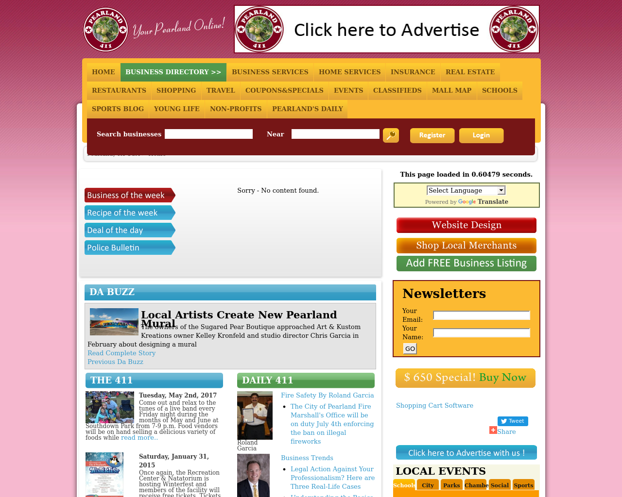 Pearland-411-Advertising-Reviews-Pricing