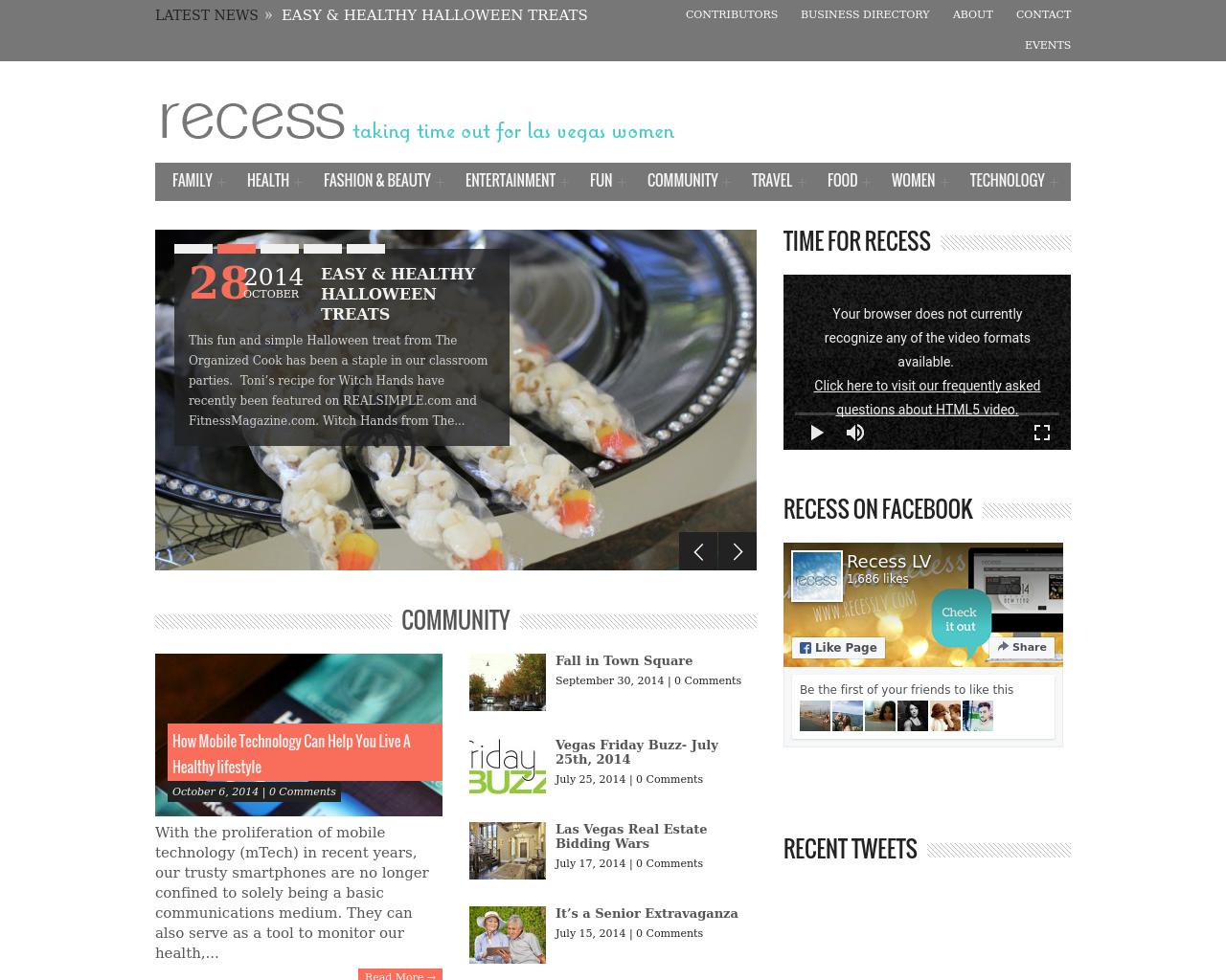 Recesslv.com-Advertising-Reviews-Pricing