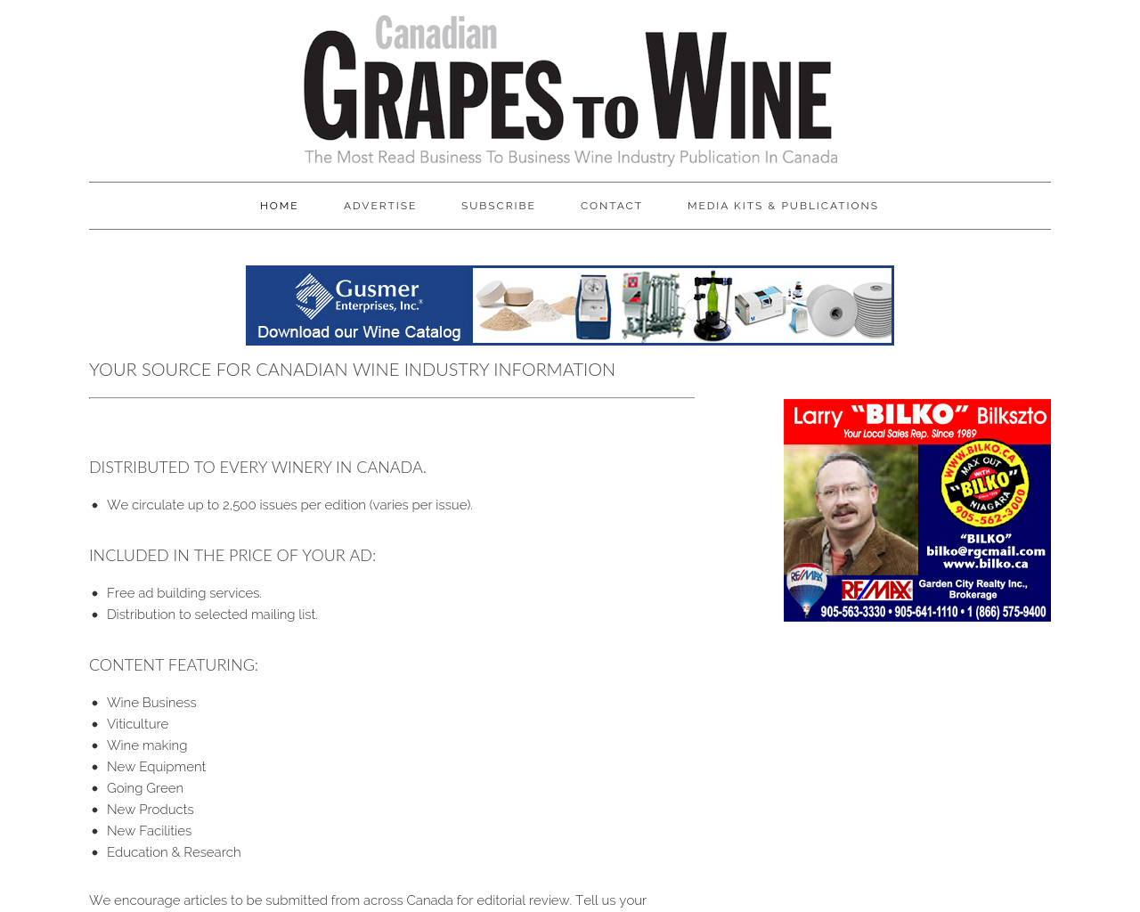 Canadian-Grapes-To-Wine-Advertising-Reviews-Pricing