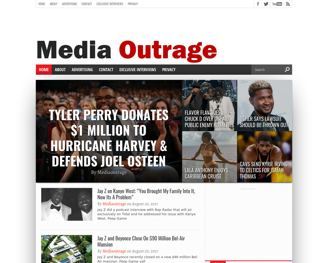 Media-Outrage-Advertising-Reviews-Pricing