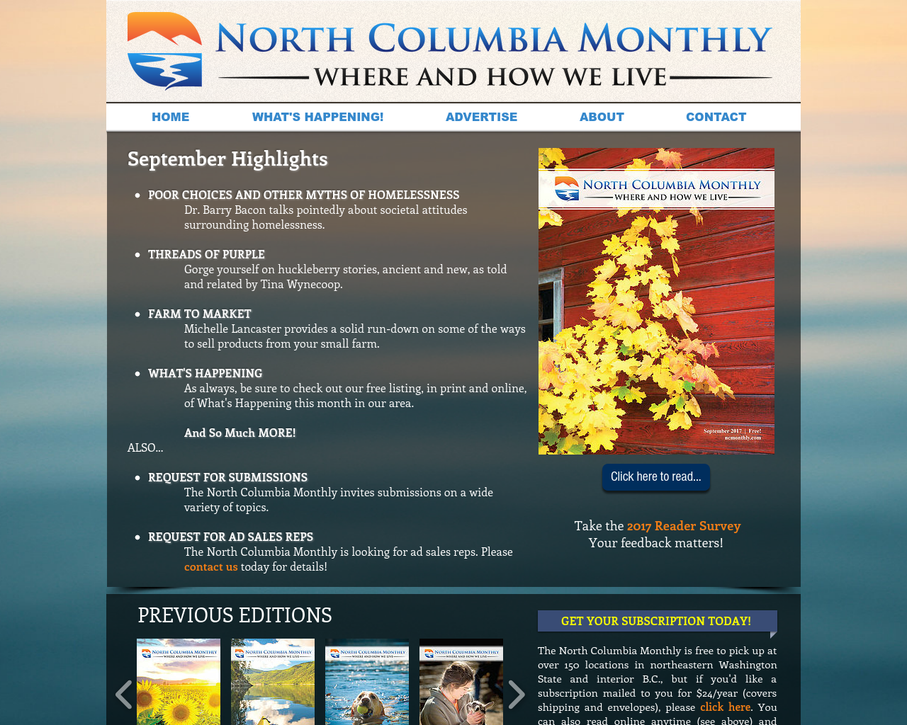 The-North-Columbia-Monthly-Advertising-Reviews-Pricing