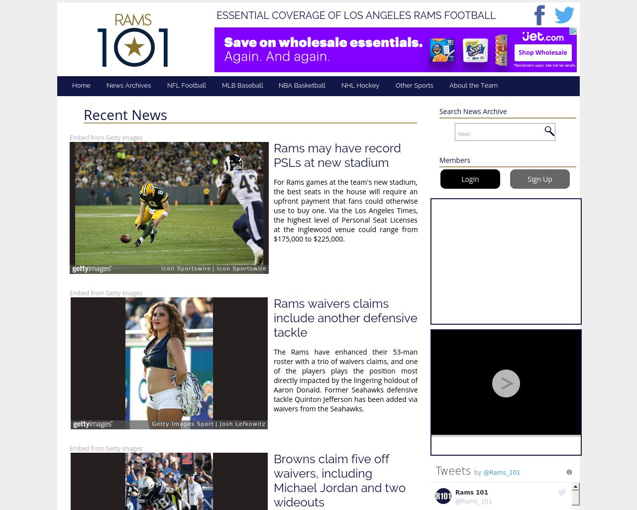 Rams101.com-Advertising-Reviews-Pricing