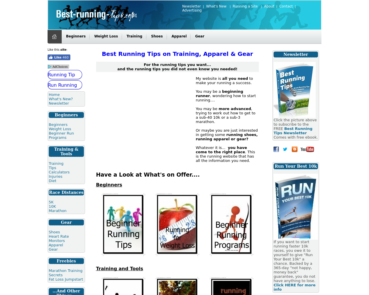 Best-Running-Tips-Advertising-Reviews-Pricing
