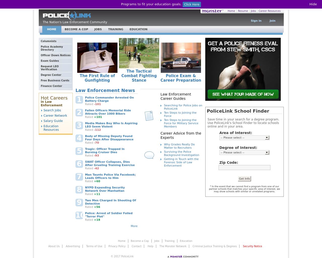 PoliceLink-Advertising-Reviews-Pricing