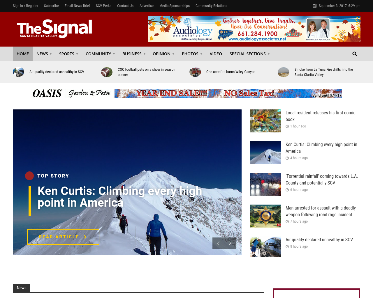 The-Santa-Clarita-Valley-Signal-Advertising-Reviews-Pricing