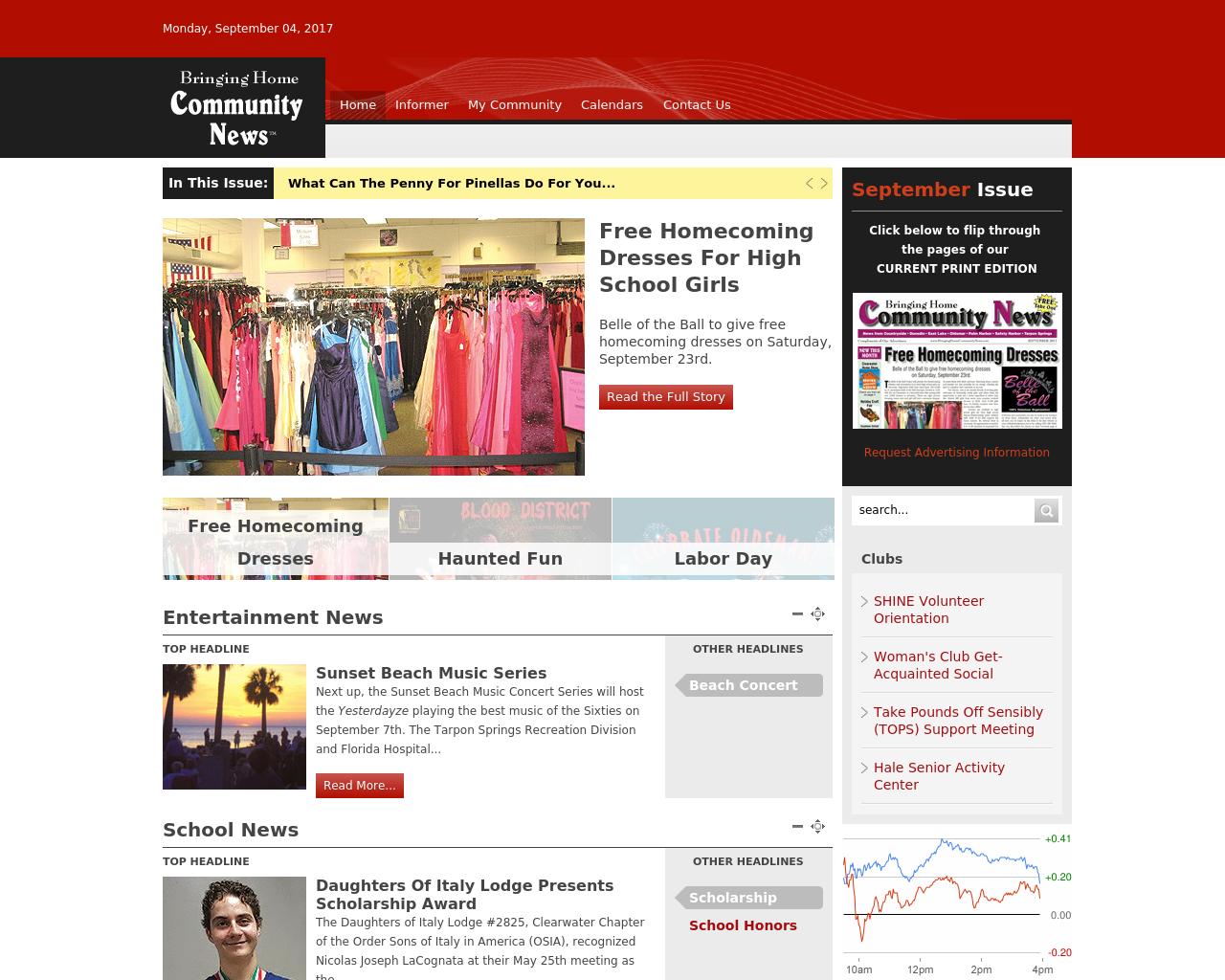 Bringing-Home-Community-News-Advertising-Reviews-Pricing