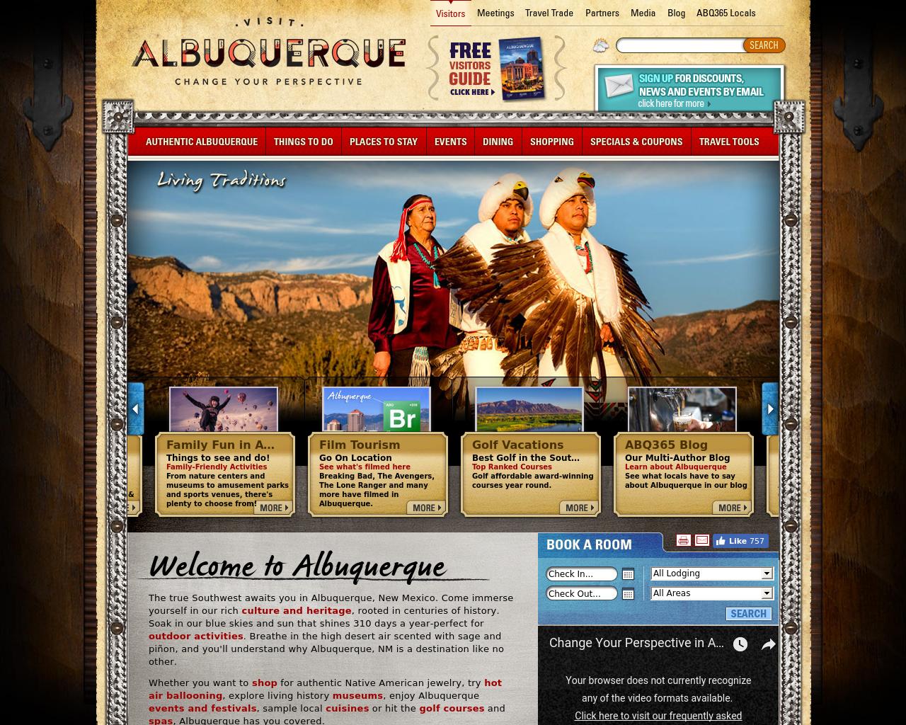 Albuquerque-New-Mexico-Tourism-Advertising-Reviews-Pricing
