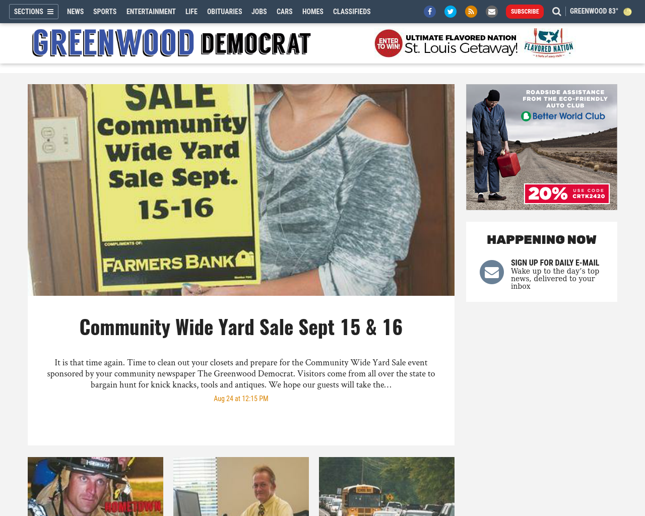 Greenwood-Democrat-Advertising-Reviews-Pricing