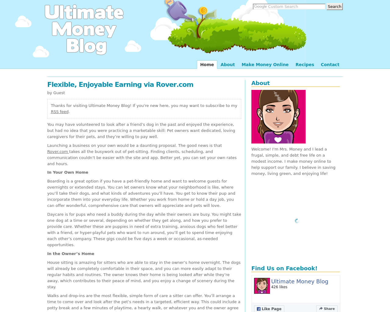 Ultimate-Money-Blog-Advertising-Reviews-Pricing