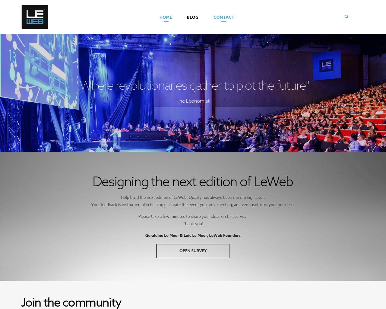 LeWeb-Advertising-Reviews-Pricing
