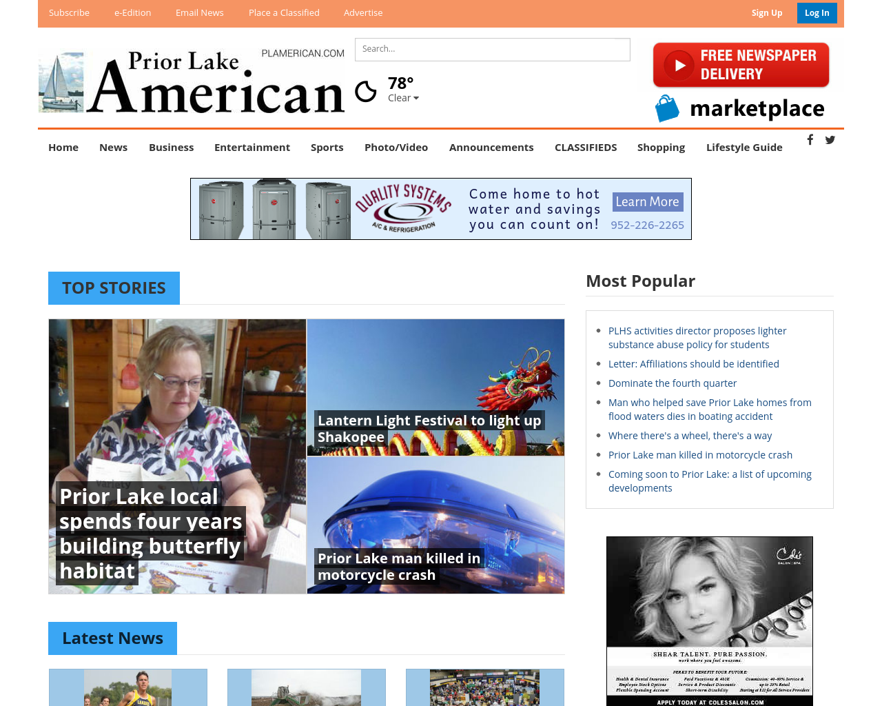 Prior-Lake-American-Advertising-Reviews-Pricing