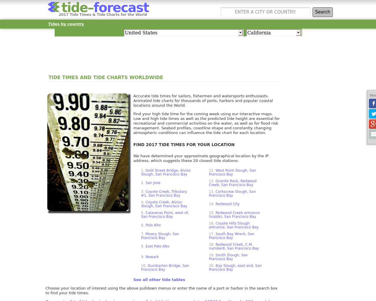 Tide-Forecast-Advertising-Reviews-Pricing