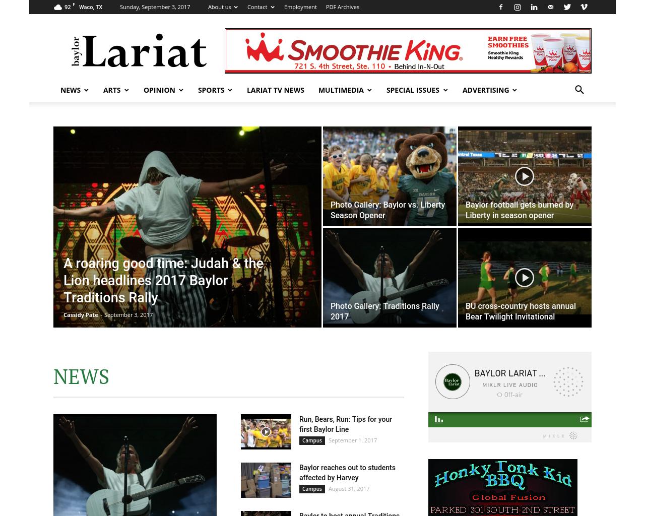 Baylor-Lariat-Advertising-Reviews-Pricing