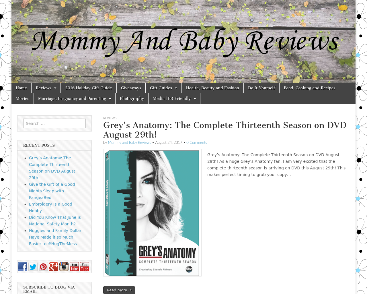 Mommy-&-Baby-Reviews-Advertising-Reviews-Pricing