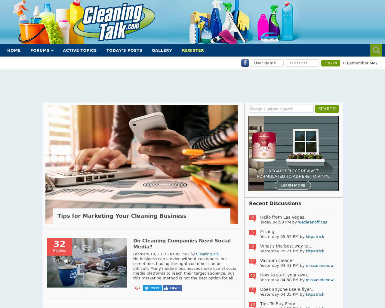 Cleaningtalk.com-Advertising-Reviews-Pricing