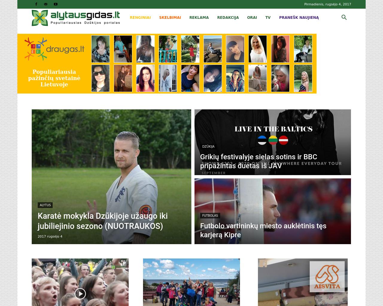Alytaus-Gidas-Advertising-Reviews-Pricing