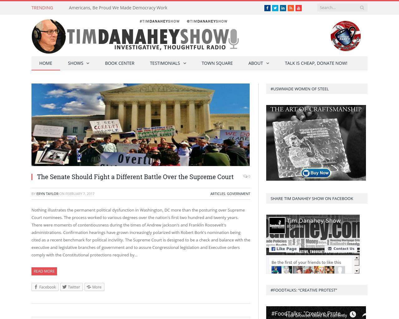 Tim-Danahey-Show-Advertising-Reviews-Pricing