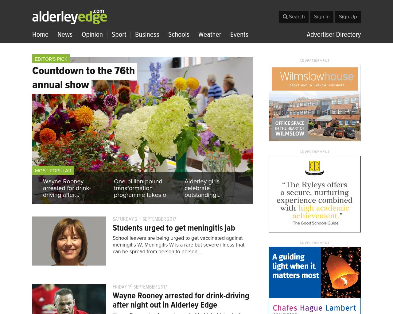 alderleyedge.com-Advertising-Reviews-Pricing
