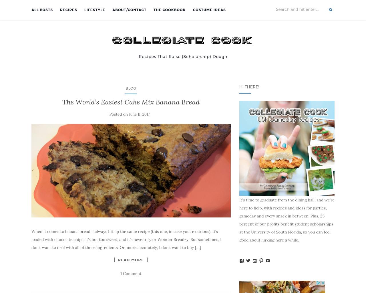 collegiate-cook-Advertising-Reviews-Pricing