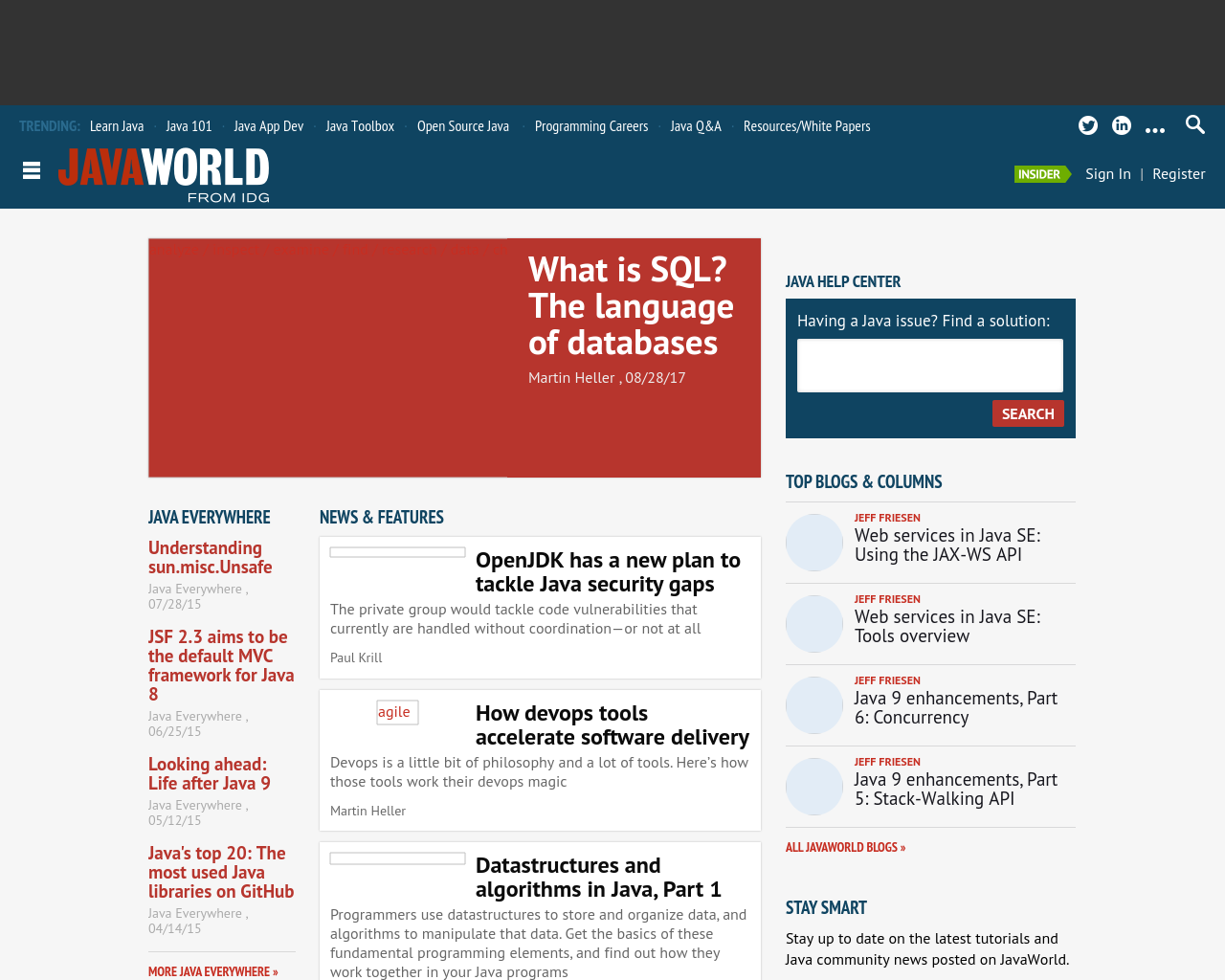 JavaWorld,-Inc-Advertising-Reviews-Pricing