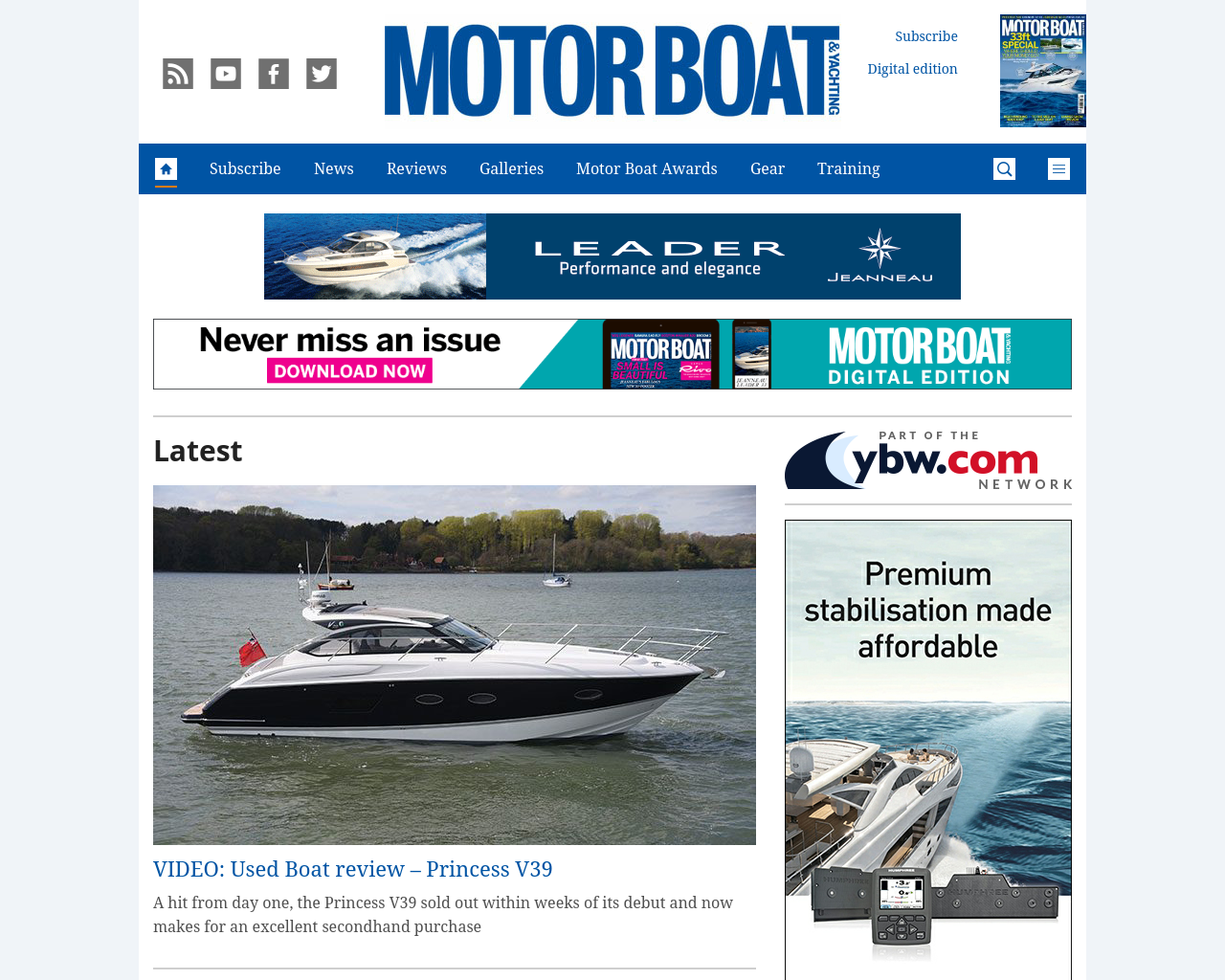 MOTORBOAT-&-YACHTING-Advertising-Reviews-Pricing