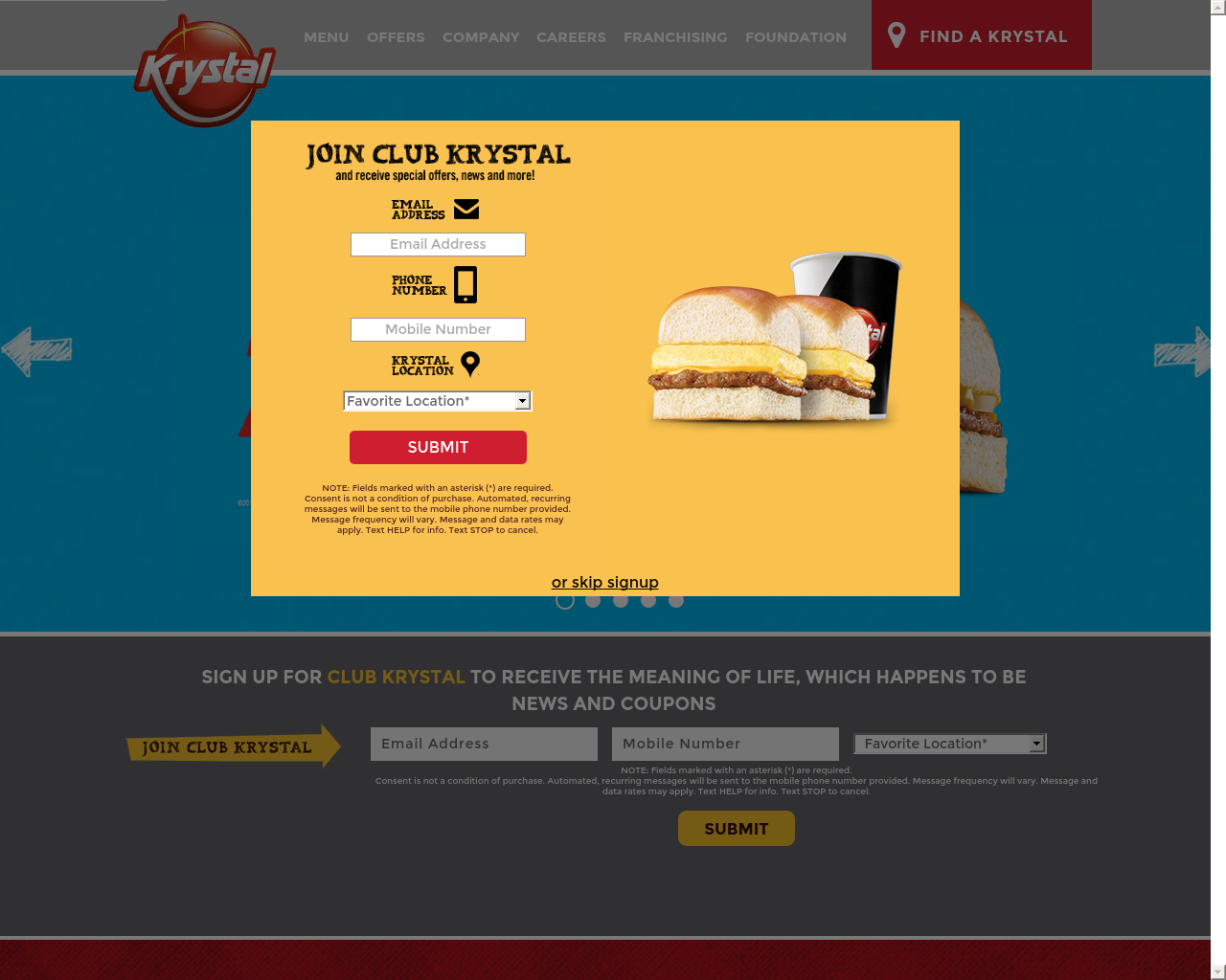 Krystal-Company-Advertising-Reviews-Pricing