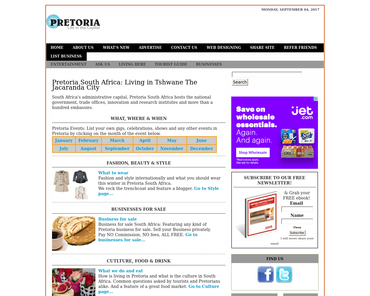 Pretoria-South-Africa-Advertising-Reviews-Pricing
