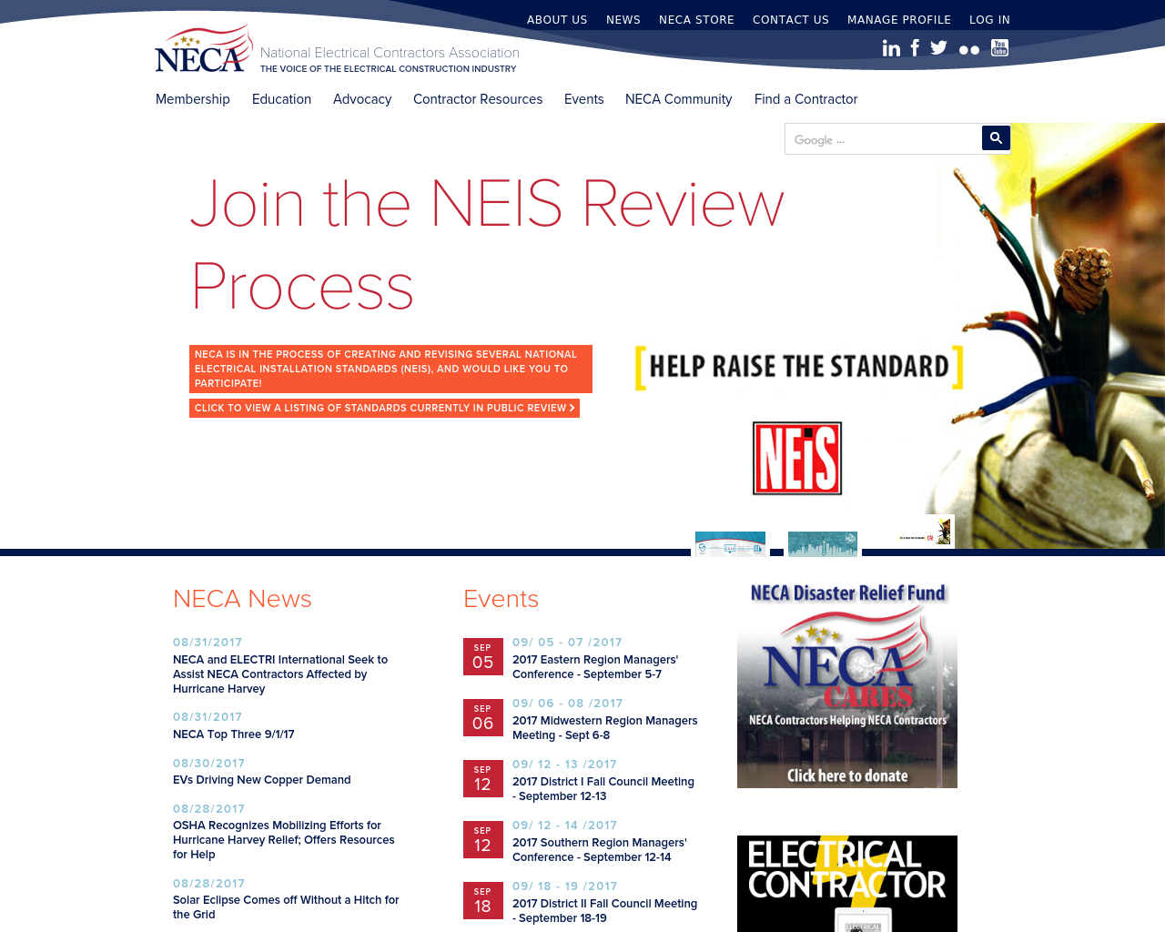 National-Electrical-Contractors-Association-Advertising-Reviews-Pricing