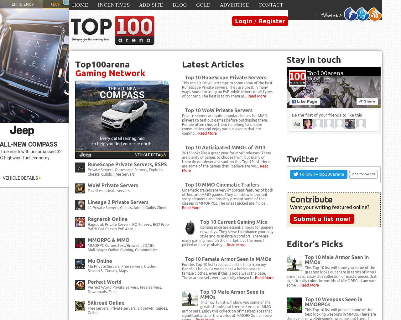 Top100Arena-Gaming-Advertising-Reviews-Pricing