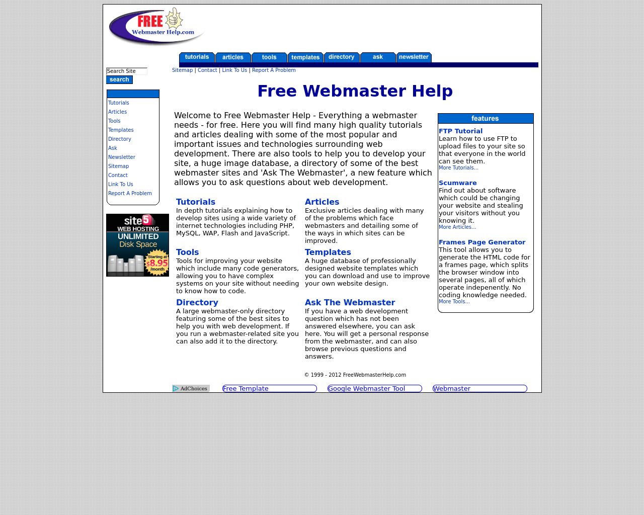 Free-Webmaster-Help-Advertising-Reviews-Pricing
