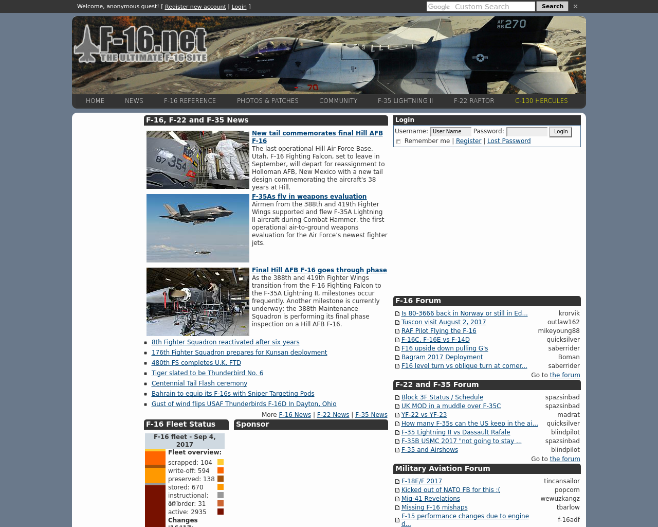 F-16.net-Advertising-Reviews-Pricing