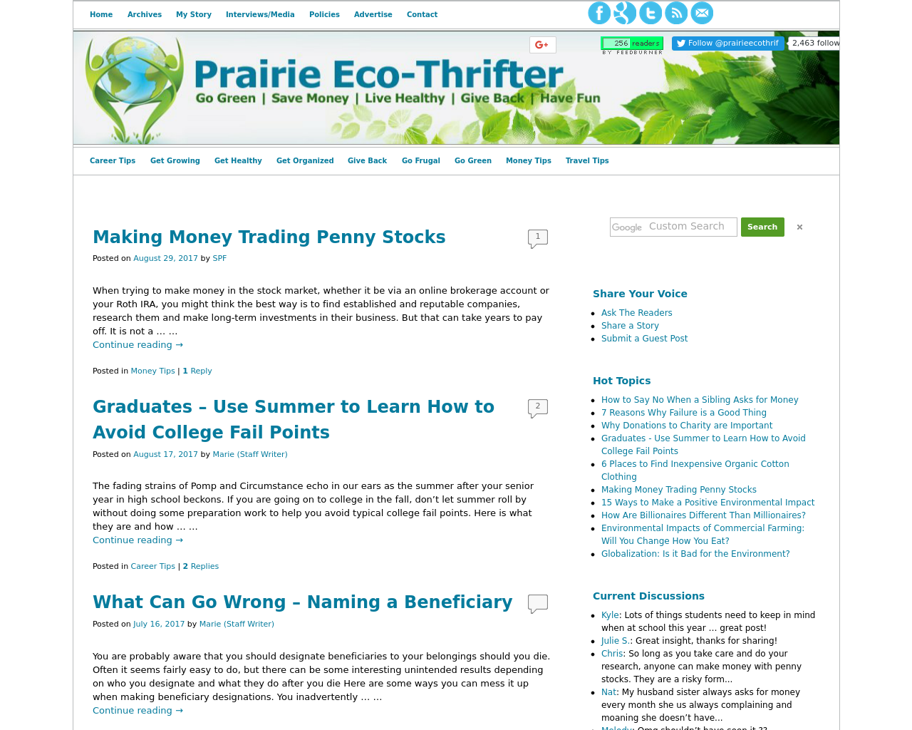 Prairieecothrifter-Advertising-Reviews-Pricing