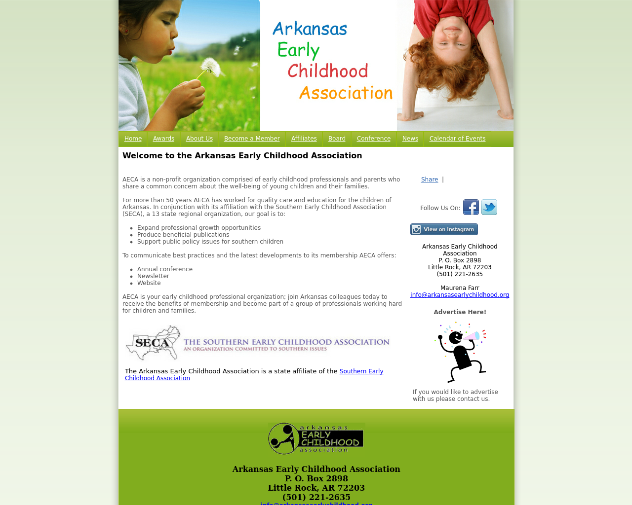 Arkansas-Early-Childhood-Association-Advertising-Reviews-Pricing