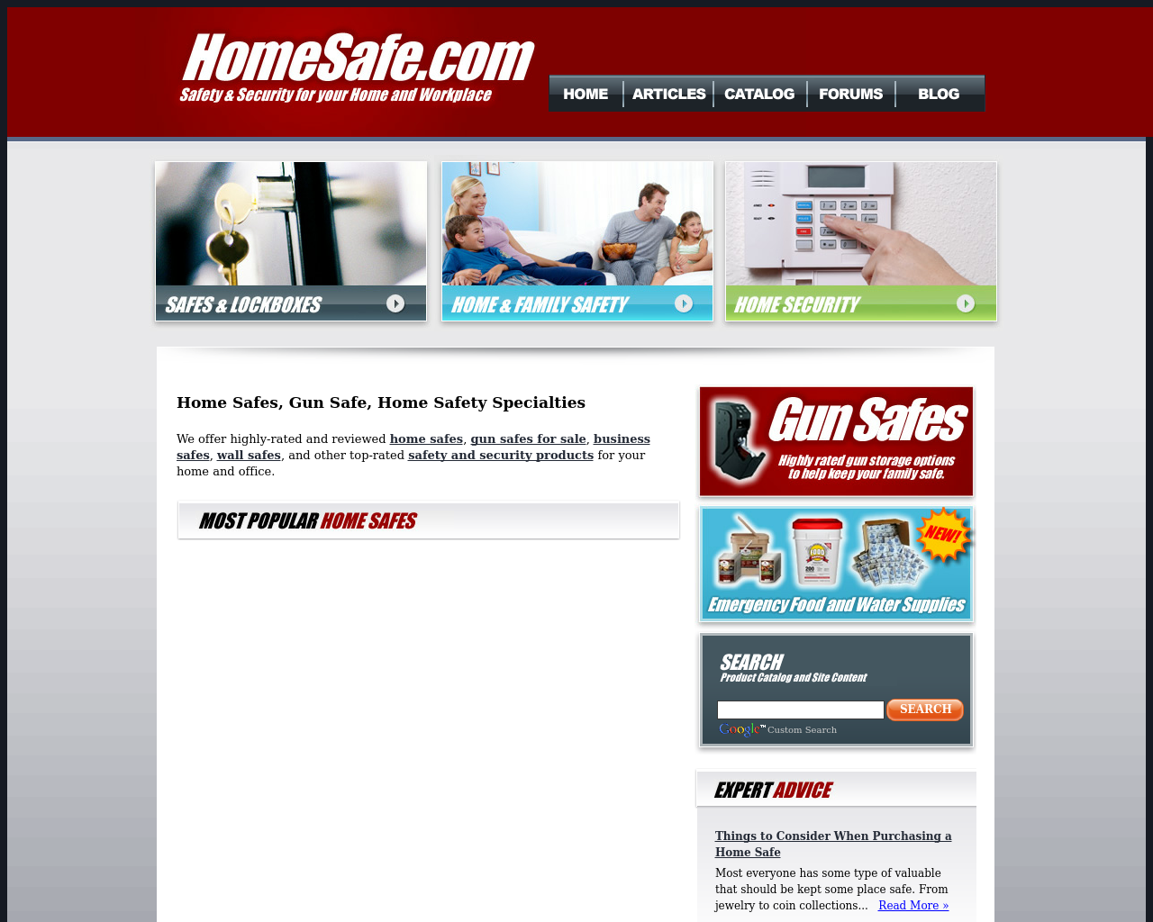 HomeSafe.com-Advertising-Reviews-Pricing
