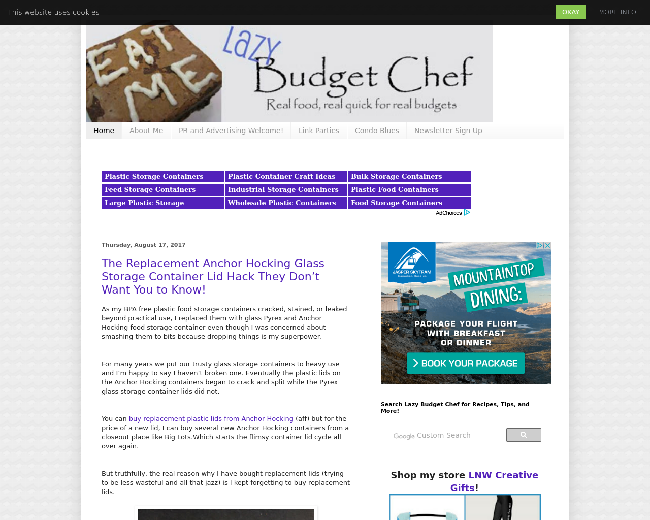 Lazy-Budget-Chef-Advertising-Reviews-Pricing