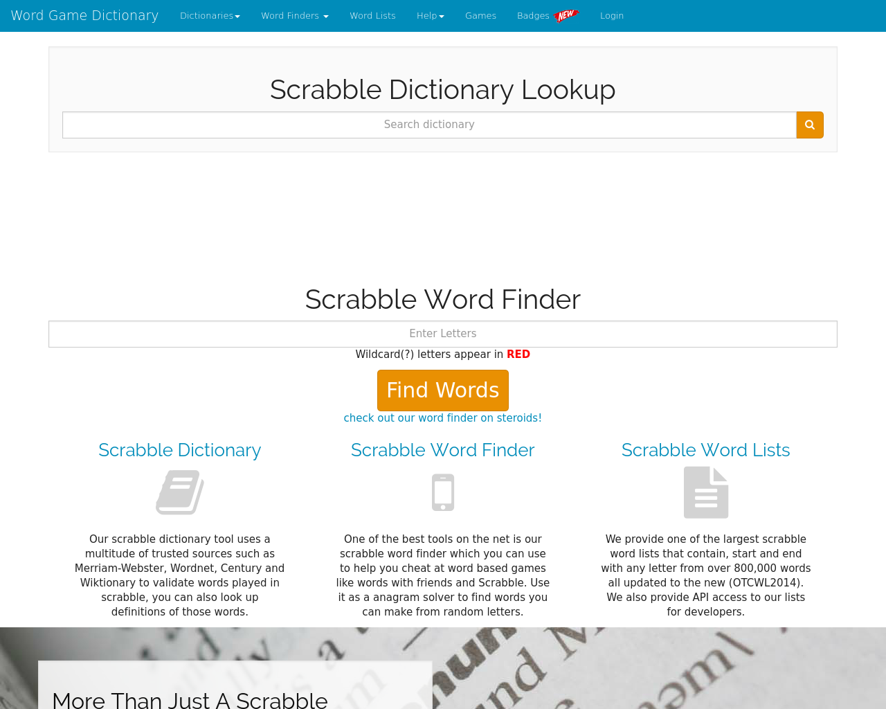 Free-Scrabble-Dictionary-Advertising-Reviews-Pricing