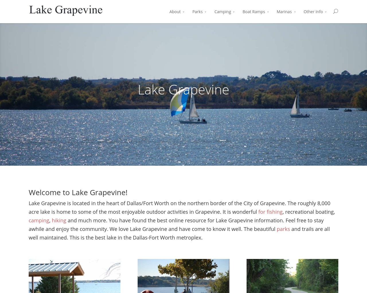 Lake-Grapevine-Advertising-Reviews-Pricing